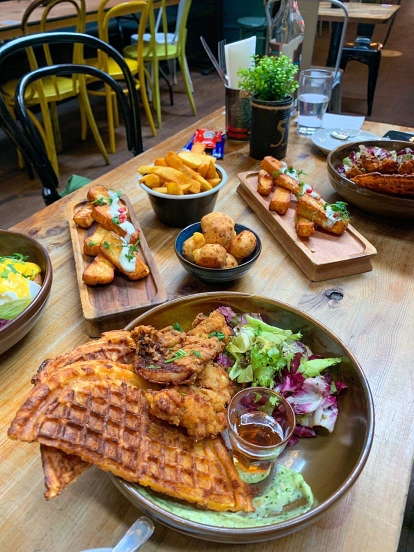 dublin bottomless brunch